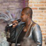 Professionele zangeres