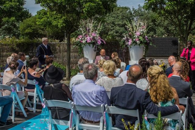 wedding ceremony singer