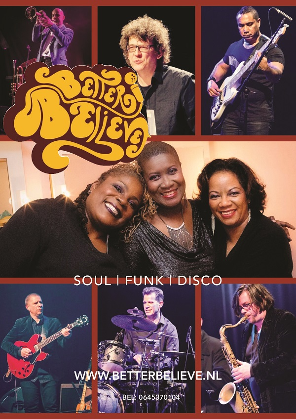 Better Believe soul band
