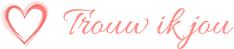 Logo Trouw ik jou