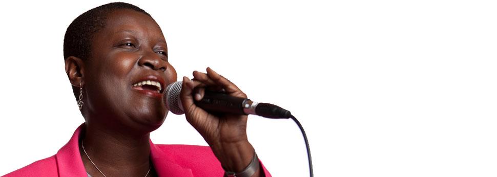 zangeres jubileum