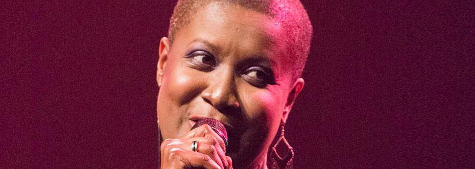 Soul, disco en Motown zangeres Patricia Foort